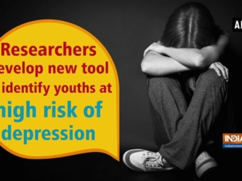 Researchers develop new tool to identify youths at high risk of depression
