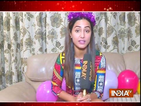 Bigg Boss 11 finalist Hina Khan celebrates 31st birthday