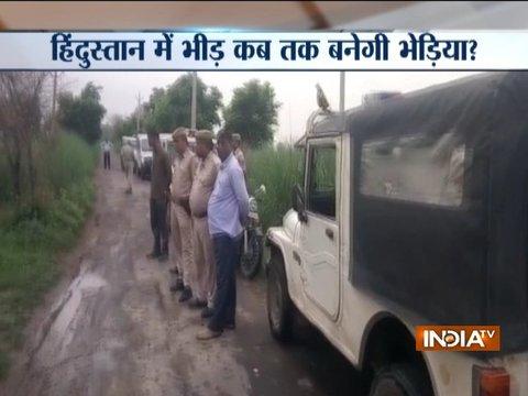 मॉब लिंचिंग: राजस्थान के अलवर में गौ तस्करी के शक में शख्स की पीट-पीटकर हत्या