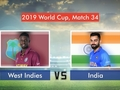2019 World Cup: India all but through to semis thrashing West Indies by 125 runs
