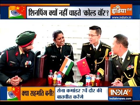 सीमा पर और सैनिक नहीं भेजेंगे भारत और चीन, कमांडर स्तर की बैठक में बनी सहमति