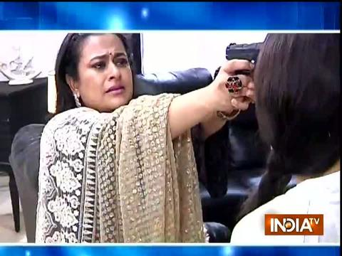 Action packed twist in Ishqbaaz