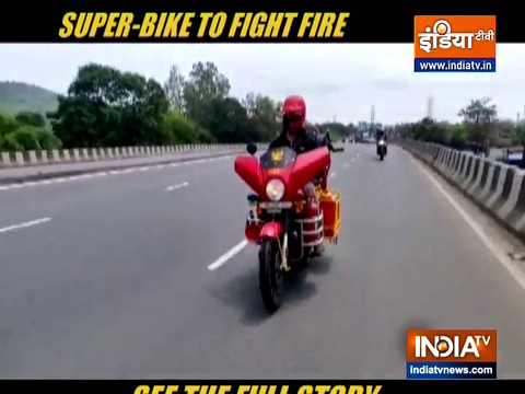 In a first, Mumbai to get firefighting bikes soon