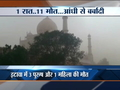 Thunderstorm kills at least 11 people in Uttar Pradesh