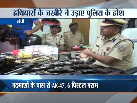 Police arrest gang involved in BJP leader Pankaj Gupta's murder, cash and weapons seized