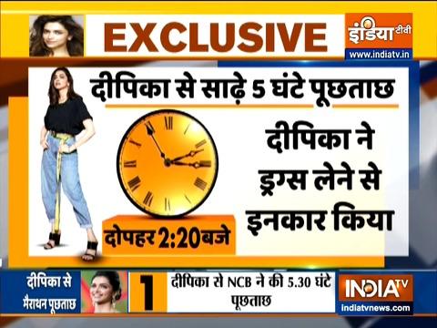 Deepika Padukone, ex-manager Karishma questioned by NCB