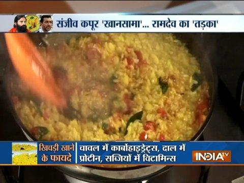 World food India 2017: 800 kgs of khichdi being made for world record