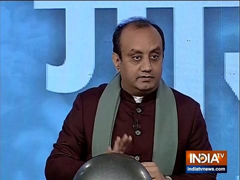 केजरीवाल ने दिल्ली को टोपी पहनाई है- बीजेपी नेता सुधांशु त्रिवेदी