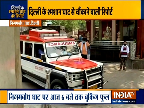 Kurukshetra: Relatives of deceased Covid-19 patients face hardships for funerals
