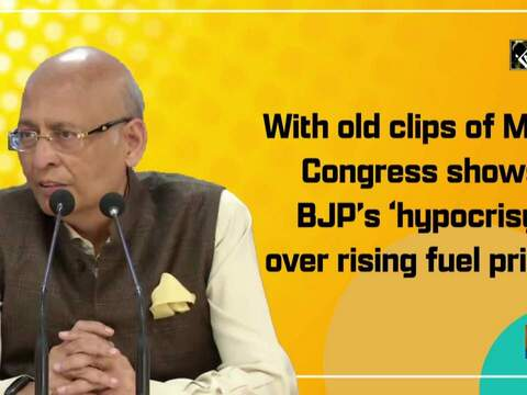 With old clips of Modi, Congress shows BJP's 'hypocrisy' over rising fuel prices