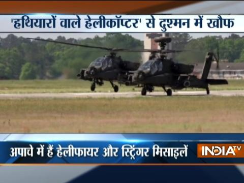 Defence ministry approves acquisition of 6 Apache AH64E attack helicopters for Indian Army