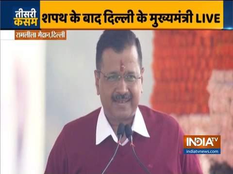 दिल्ली के लिए PM मोदी का आशीर्वाद चाहता हूं- केजरीवाल