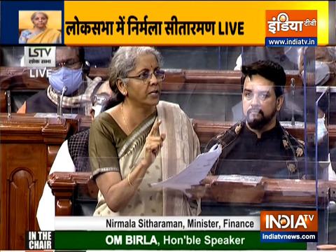 Our cronies are the common 'janta' of this country: Finance Minister Nirmala Sitharaman in Lok Sabha