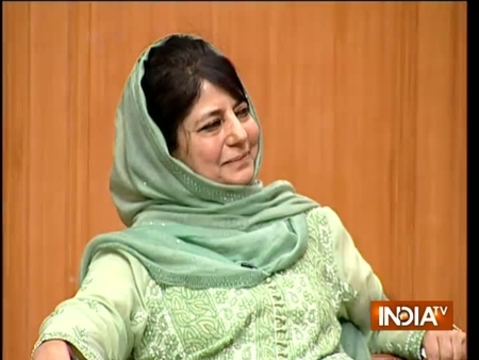 Kashmir should be allowed to join CPEC, says Mehbooba Mufti
