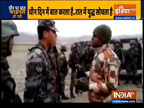 Government, army in a huddle over situation in Ladakh