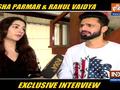 Rahul Vaidya, Disha Parmar's EXCLUSIVE interview with India TV