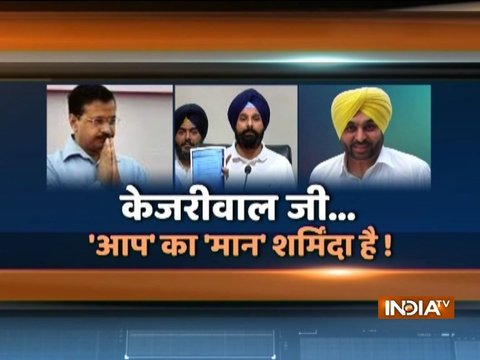 AAP in doldrums after Delhi CM Kejriwal apologises to Majithia over drugs charge