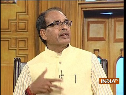 Rahul Gandhi hugging PM and then winking in Parliament was mere drama: Shivraj Singh Chouhan