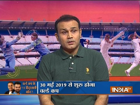Exclusive | KL Rahul has to be in the playing XI for the World Cup: Sehwag to IndiaTV