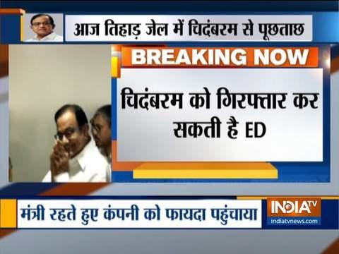 ED to quiz P Chidambaram in INX Media Case, arrest if needed