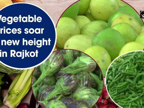Vegetable prices soar to new height in Rajkot