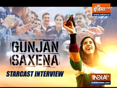 Janhvi Kapoor, Pankaj Tripathi talk about Gunjan Saxena: The Kargil Girl