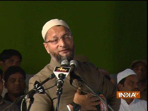 Asaduddin Owaisi slams leaders for paying visit to temples ahead of Gujarat Assembly Polls