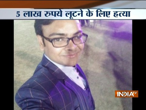 Businessman shot dead for objecting against loot in Noida