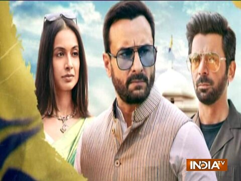 UP Police to question 'Tandav' makers in Mumbai