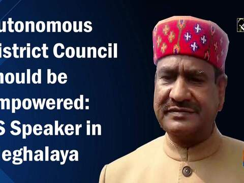 Autonomous District Council should be empowered: LS Speaker in Meghalaya