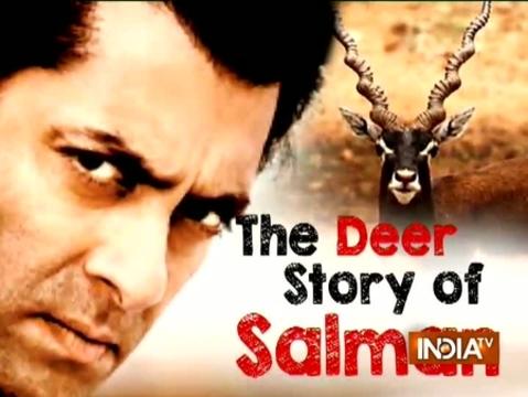 The Deer story of Salman Khan