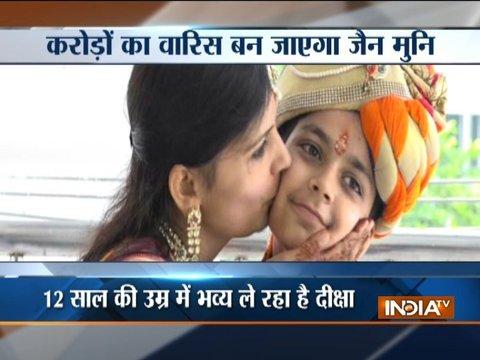 Gujarat: 12-year-old Surat boy to become Jain monk
