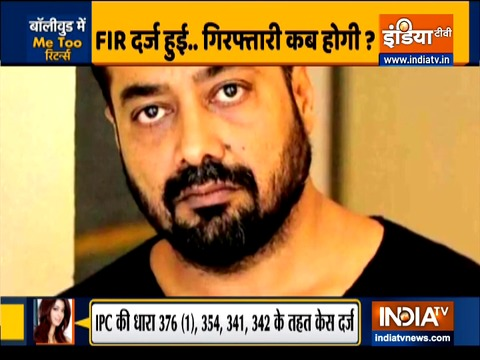 Bollywood actress files sexual harassment case against Anurag Kashyap