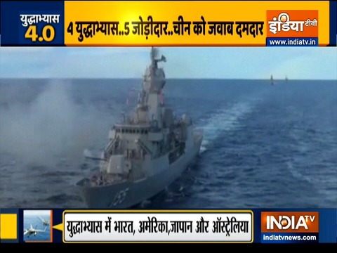 Indian Navy to host SIMBEX-20 from 23rd November in Andaman Sea