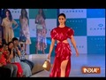 Alia Bhatt walked the ramp for new Caprese collection