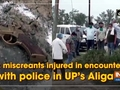 2 miscreants injured in encounter with police in UP's Aligarh