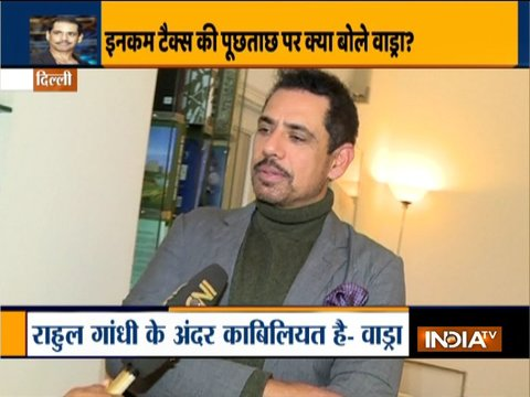 Benami Asset Case: Robert Vadra alleges political Vendetta after being questioned by the I-T department