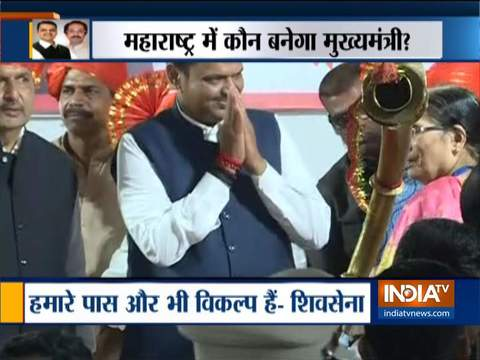 BJP will be leading the government of allaince for 5 years: Fadnavis