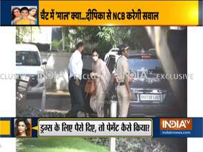 Drug Case: दीपिका पादुकोण पहुंची NCB गेस्ट हाउस