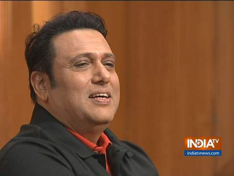 Aap Ki Adalat: Govinda on changing scenes of his hit films