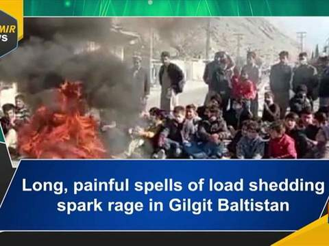 Long, painful spells of load shedding spark rage in Gilgit Baltistan