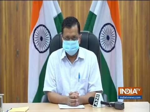 दिल्ली के मुख्यमंत्री अरविन्द केजरीवाल ने लोगों से प्लाज़्मा डोनेट करने की अपील की