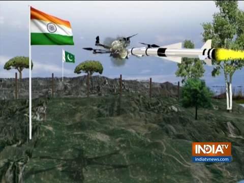 पाकिस्तान की नापाक हरकत, जम्मू में अंतरराष्ट्रीय सीमा पर BSF ने पाक ड्रोन को मार गिराया