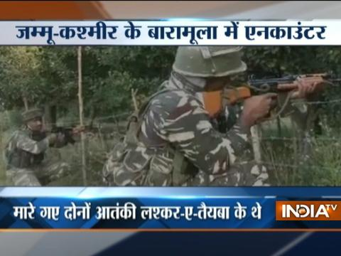 Jammu and Kashmir: One militant killed by security forces in Baramulla, operation continues