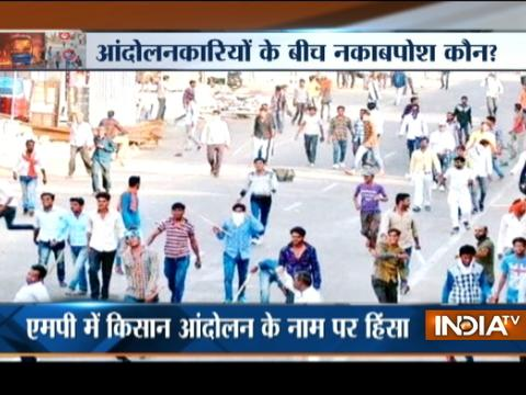 MP Farmers' Protest: Fail to control situation, Mandsaur District SP, Collector Sacked