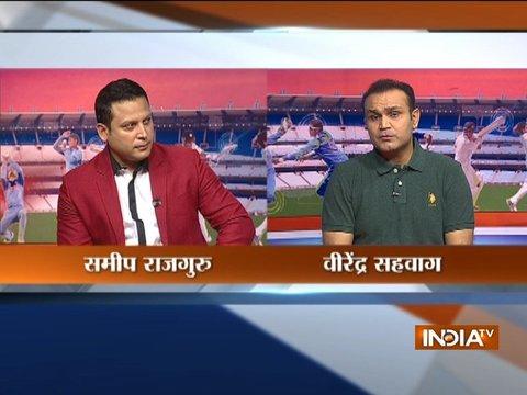 Exclusive | एम एस धोनी का विकल्प बन सकते हैं ऋषभ पंत, लेकिन 2019 विश्व कप के बाद: वीरेंद्र सहवाग