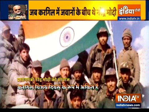 Exclusive: Watch how India won 1999 Kargil war against Pakistan