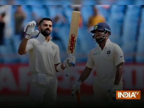 ICC rankings: Kohli maintains top spot; Prithvi, Pant make big gains