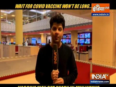 PM मोदी ने कहा- लंबे समय तक कोरोना वैक्सीन का इंतजार नहीं करना पड़ेगा