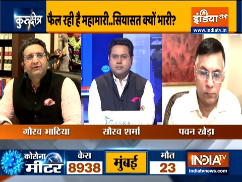 Kurukshetra: Political Tussle over the Covid 19 Vaccine intensifies, Watch Full Debate